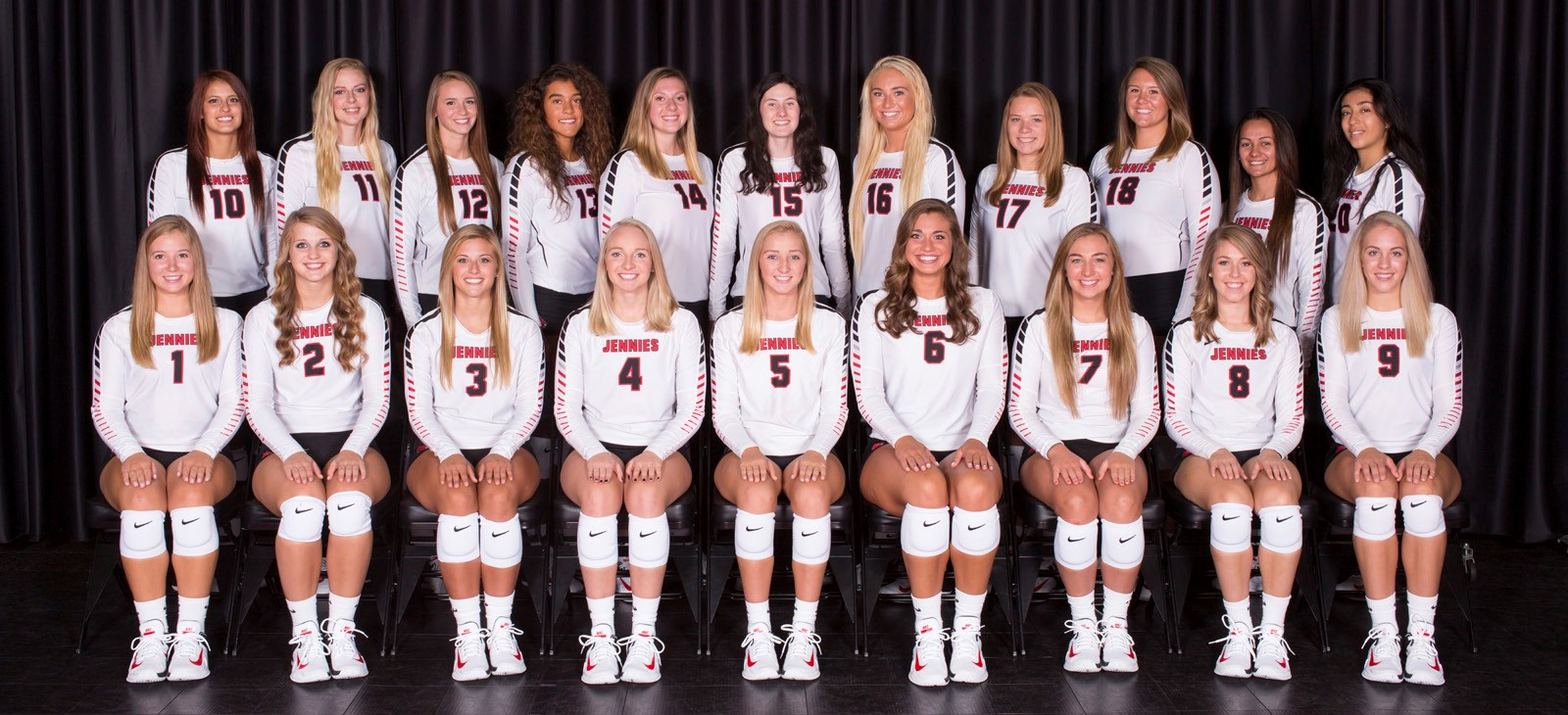 2017 Women S Volleyball Roster University Of Central Missouri Athletics