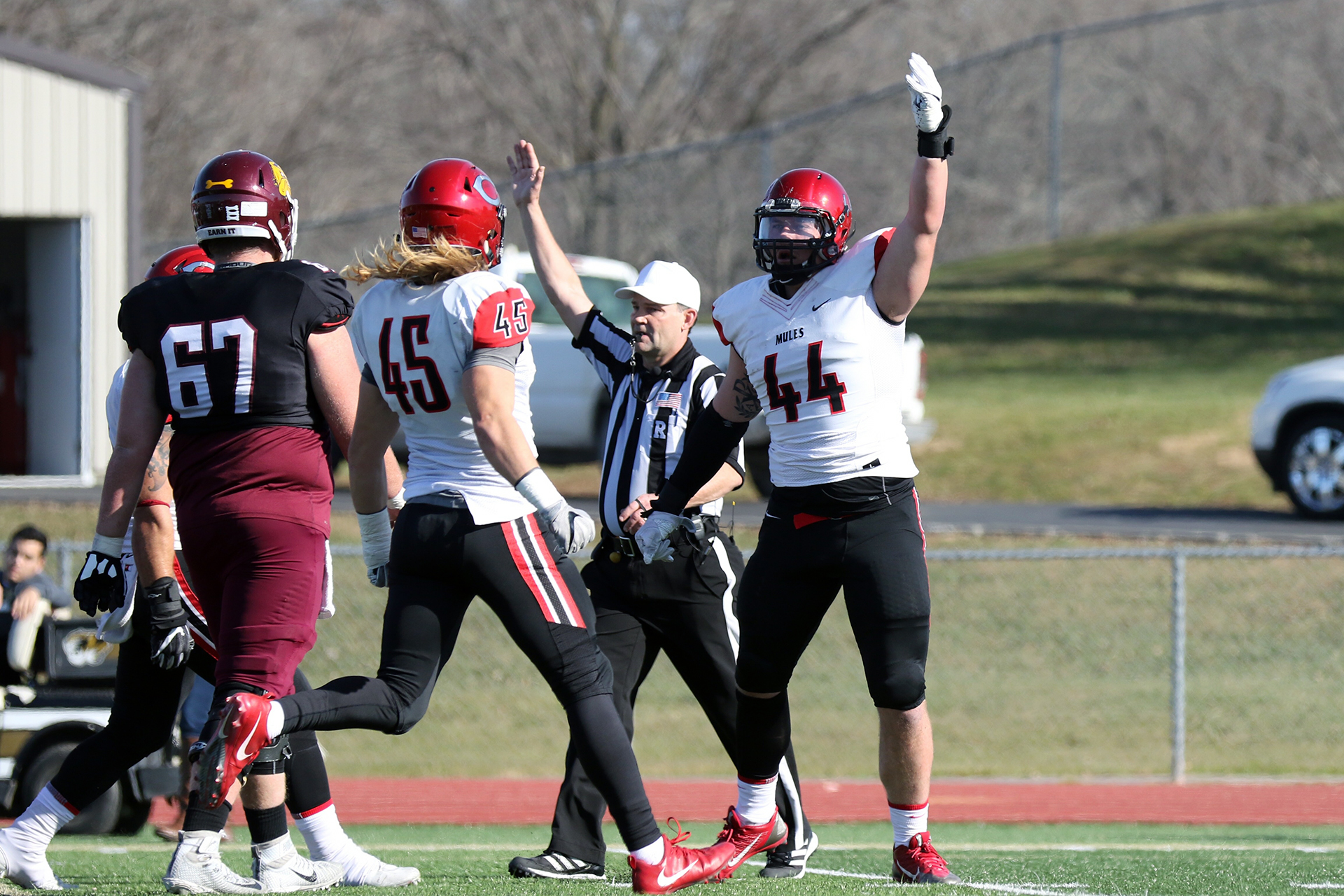 5ec30a401ad468 Flagel to Join Titans for OTAs - University of Central Missouri ...