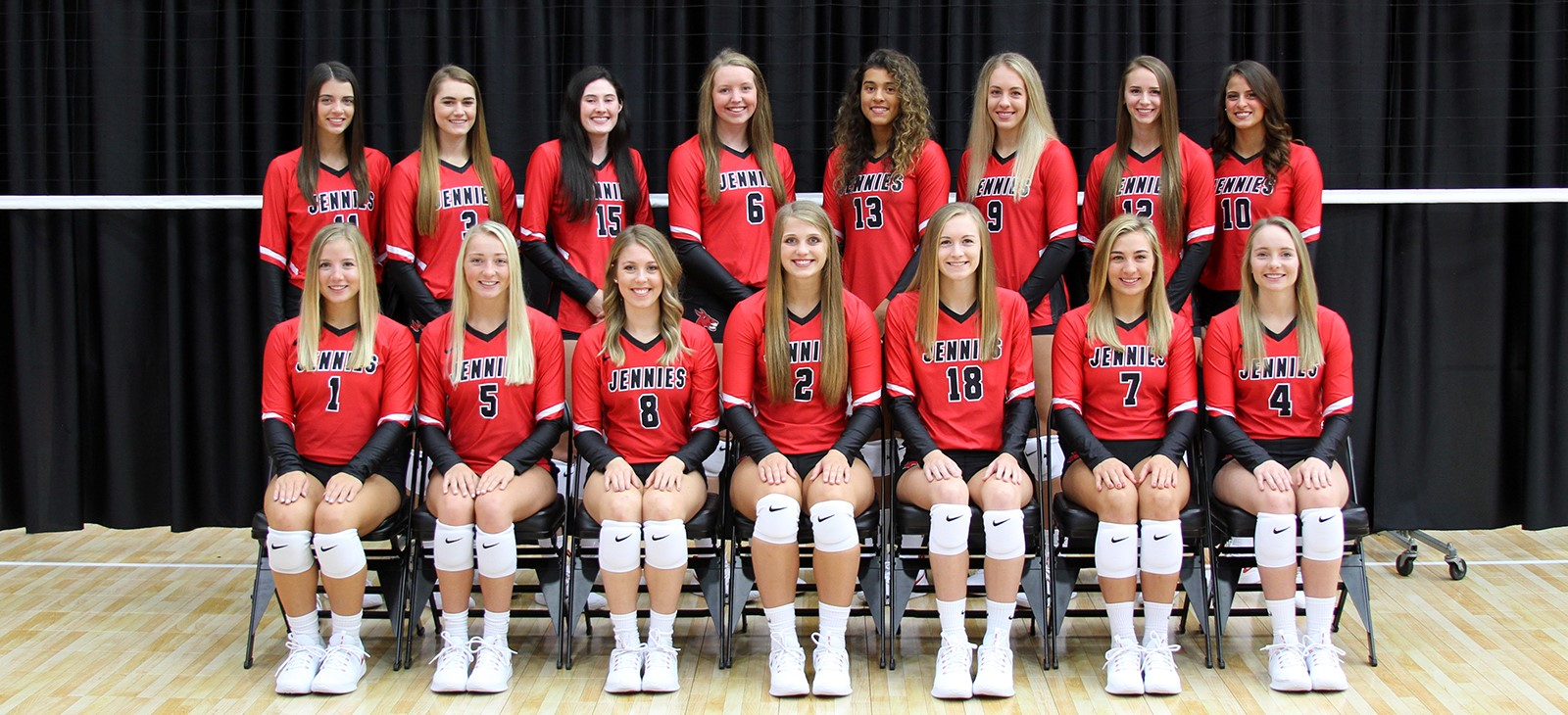 2018 Women S Volleyball Roster University Of Central Missouri Athletics